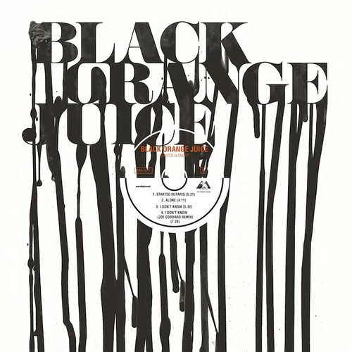 Black Orange Juice EP cover