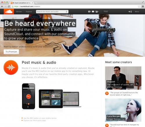 Soundcloud tips