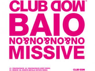 Baio – On&On&On&On/Missive [Club Mod September 29th]