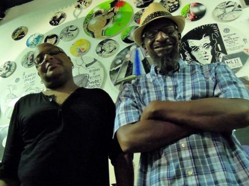 Alan Oldham & Abdul Haqq at Subwax barcelona