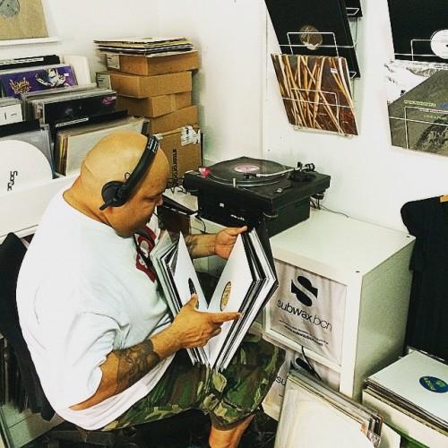 DJ Sneak at Subwax BCN