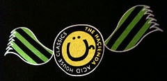 The Haçienda Acid House Classics T-shirt - Back