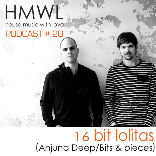 Hmwl podcast 20 16 bit lolitas noize ticket for House music podcast
