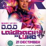Win tickets: Laidback Luke – 21st December (Club Marquise, Stockholm)