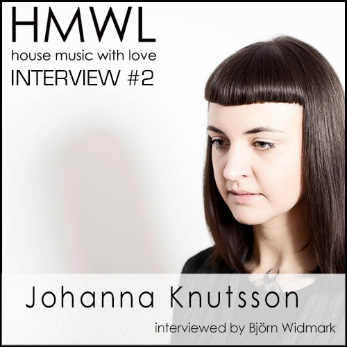 Johanna Knutsson HMWL interview