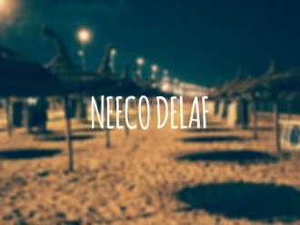 Chill Electronica: Neeco Delaf – Anthropology [Out Soon]