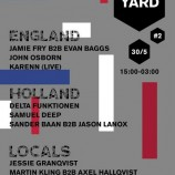 Win tickets to Yard #2 with Karenn, Delta Funktionen, Samuel Deep, John Osborn & More