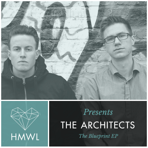 1 HMWL presents The Architects - Blueprint EP cover art