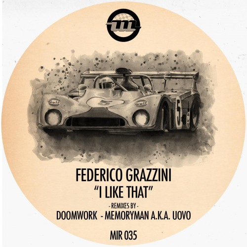 Federico Grazzini - I Like That